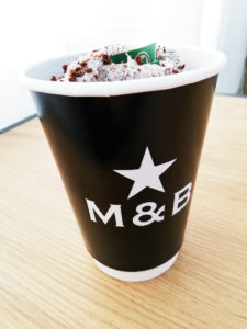 Mugg & Bean Eco Cup